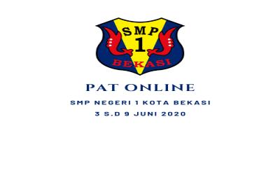 JADWAL PAT ONLINE 2019/20